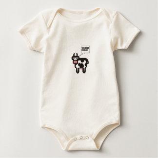 Udderly ridiculous baby bodysuit