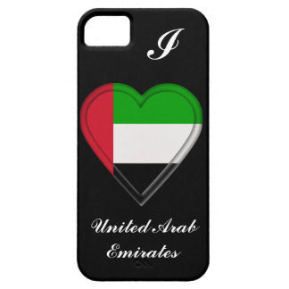 UEA United Arab Emirates flag iPhone 5 Cover