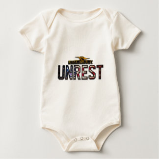 UF: Unrest Official Gear Baby Bodysuit