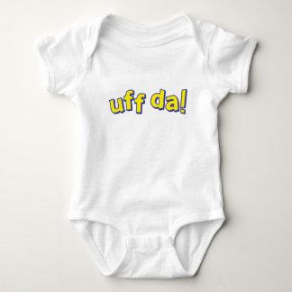 Uff Da Baby Bodysuit
