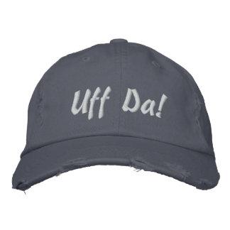 Uff Da Embroidered Hats