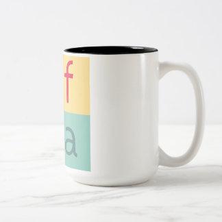 Uffizi ART Logo Mug
