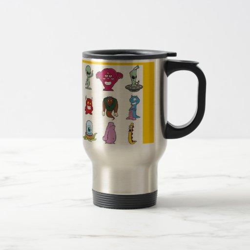 UFO1 COFFEE MUGS