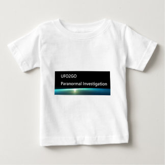 UFO2GO Paranormal Investigation Baby T-Shirt