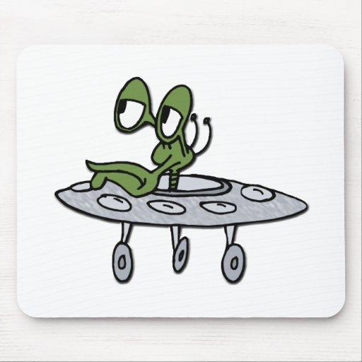 UFO & Alien Mousepads