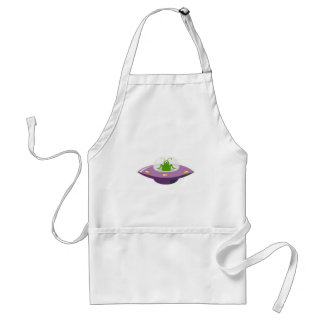 UFO and Space Alien Standard Apron
