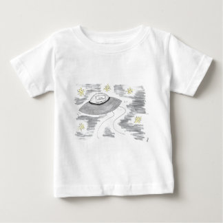 UFO Birthday Baby T-Shirt