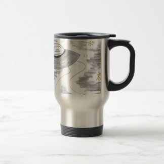 UFO Birthday Travel Mug