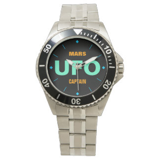 UFO CAPTAIN Watch