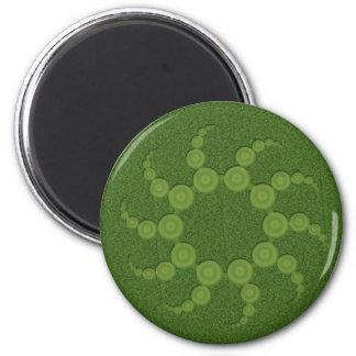 UFO Crop Circles Magnet
