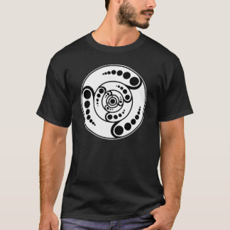 UFO crop circles T-Shirt
