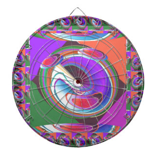 UFO graphic design Dartboards