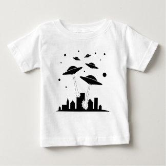 UFO Invasion Baby T-Shirt