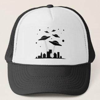 UFO Invasion Trucker Hat