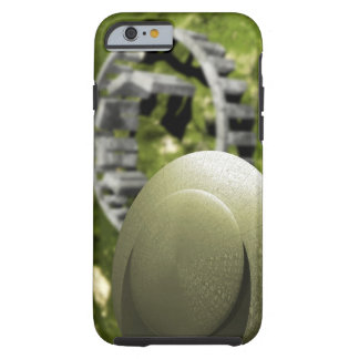 UFO investigating the site of Stonehenge as it Tough iPhone 6 Case