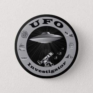 UFO Investigator Button