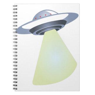 UFO NOTEBOOKS