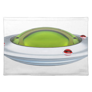 UFO PLACEMAT