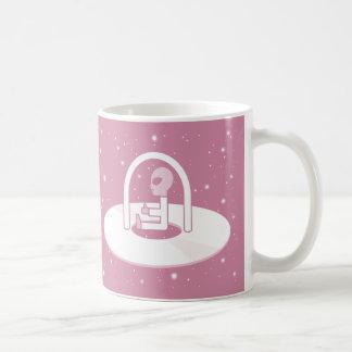 UFO Puzzle Mug