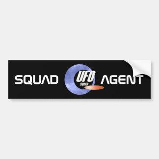 UFO Squad Agent Bumper Stickers