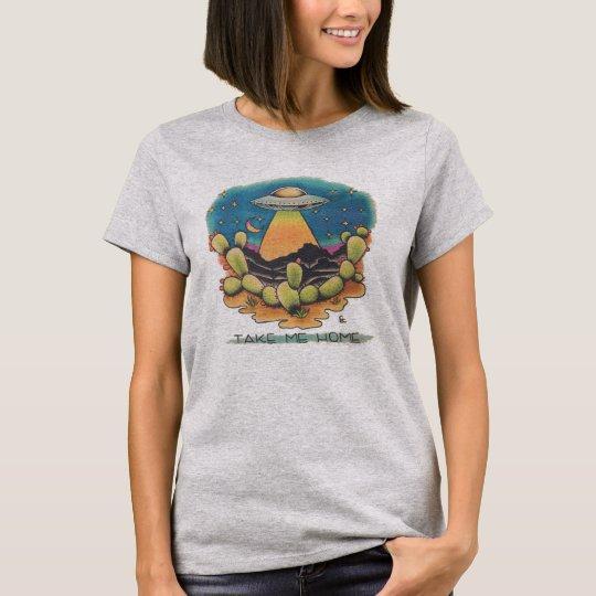 UFO - Take Me Home T-Shirt