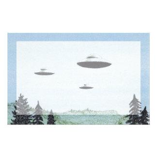 UFO Trio Stationery