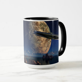 UFO Ufology Alien Coffee Cup
