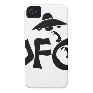 ufo unidentified flying object Case-Mate iPhone 4 case