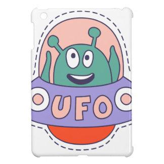 UFO With Alien iPad Mini Covers