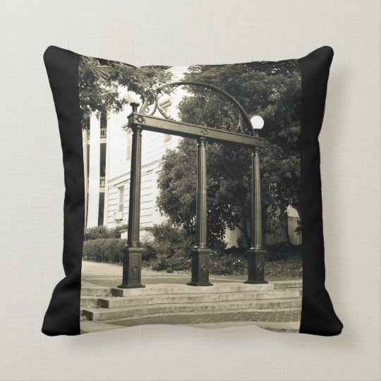 UGA Pillow