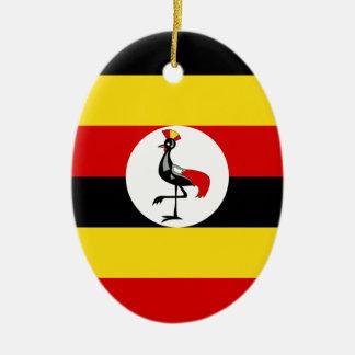 Uganda Ceramic Ornament