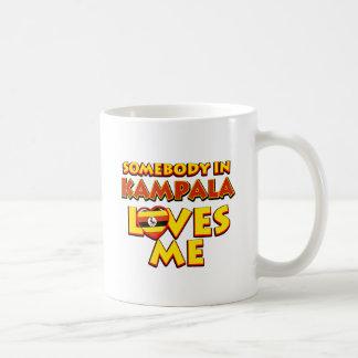 Uganda design coffee mug