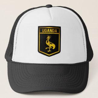 Uganda Emblem Trucker Hat