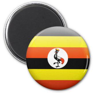 Uganda Flag Magnet