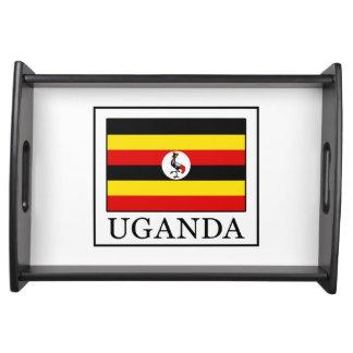 Uganda Food Tray