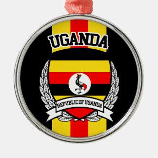 Uganda Metal Ornament