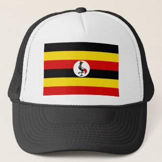 Uganda National World Flag Trucker Hat