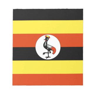 Uganda Notepad