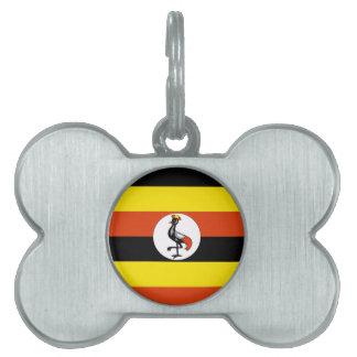 Uganda Pet ID Tags