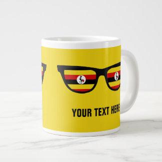 Uganda Shades custom mugs Jumbo Mug