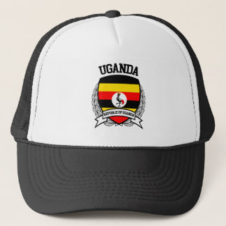 Uganda Trucker Hat
