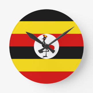 Uganda Wallclock