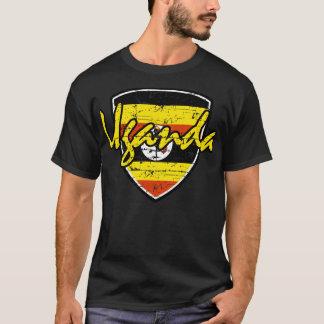 Ugandan flag design T-Shirt