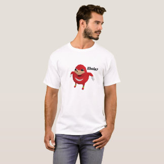 Ugandan Knuckles Ebola Warrior T-Shirt