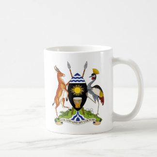 Uganda's Coat of Arms Mug