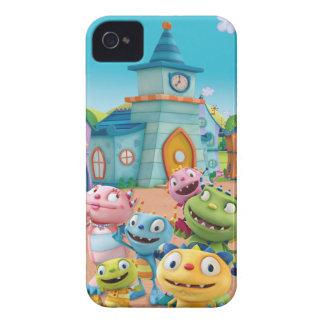 ugglemonster Family 2 iPhone 4 Cover
