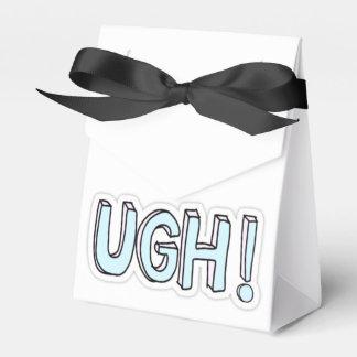 Ugh Party Favor Box