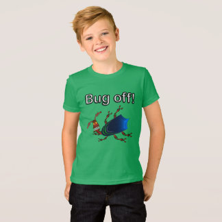 Ugly Bug - Kids' American Apparel Fine Jersey T-Sh T-Shirt