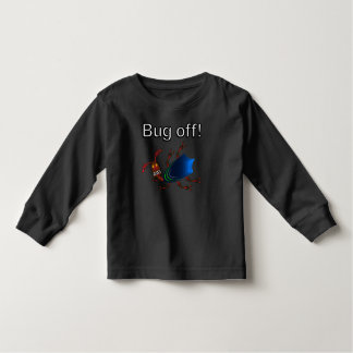 Ugly Bug - Toddler Long Sleeve T-Shirt