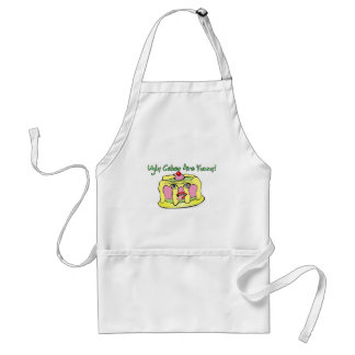 Ugly Cakes Standard Apron